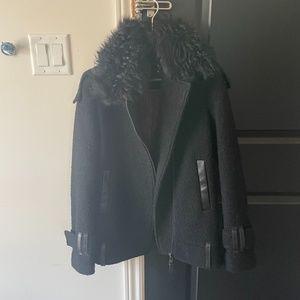 Mackage Black wool Jacket